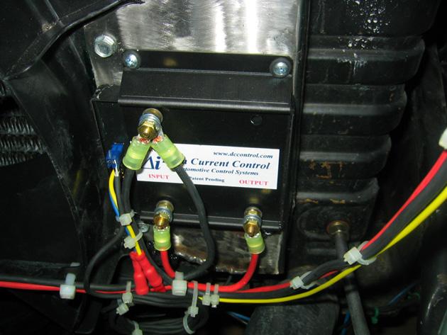 My Mark Viii Fan Dc Controller Install 1980 Camaro