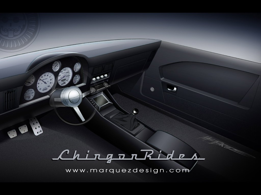 New Marquez Design Dash And Door Panels Will Be At Sema