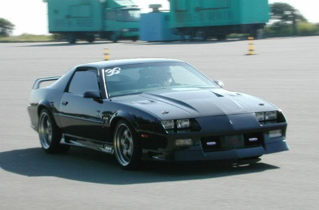 Why are there not more 3rd gen camaros representing?