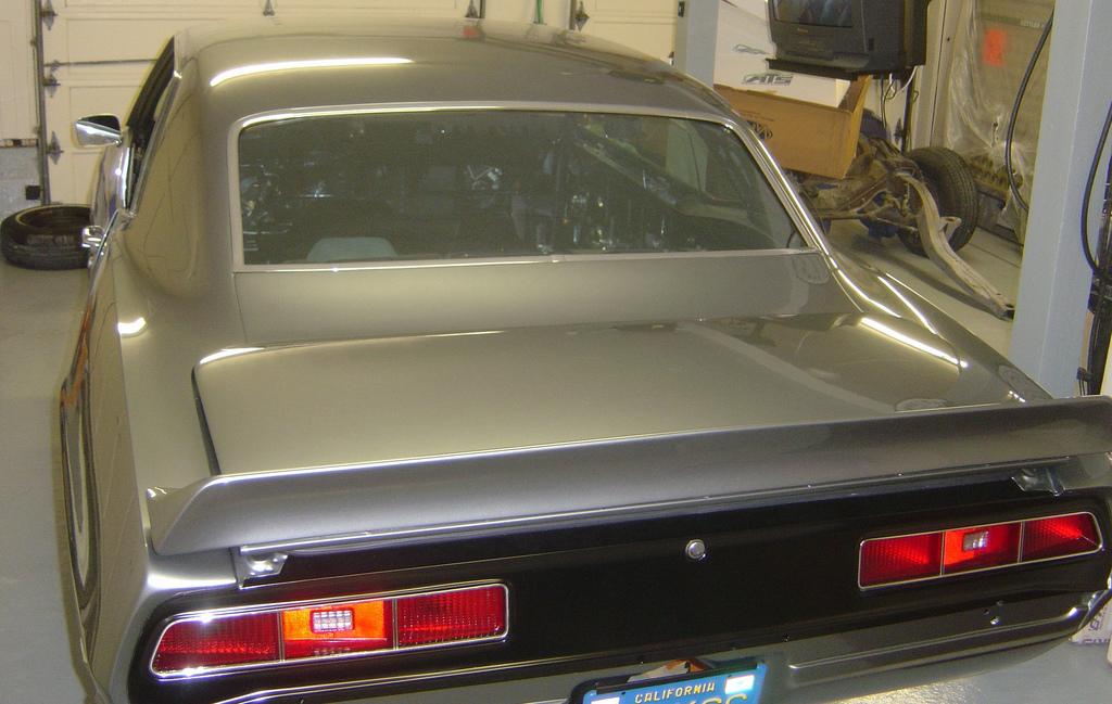 Sf Bay Area 1969 Camaro Build