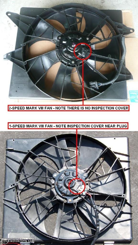 lincoln mark viii fan wiring diagram mark viii fan two speed or not   mark viii fan two speed or not