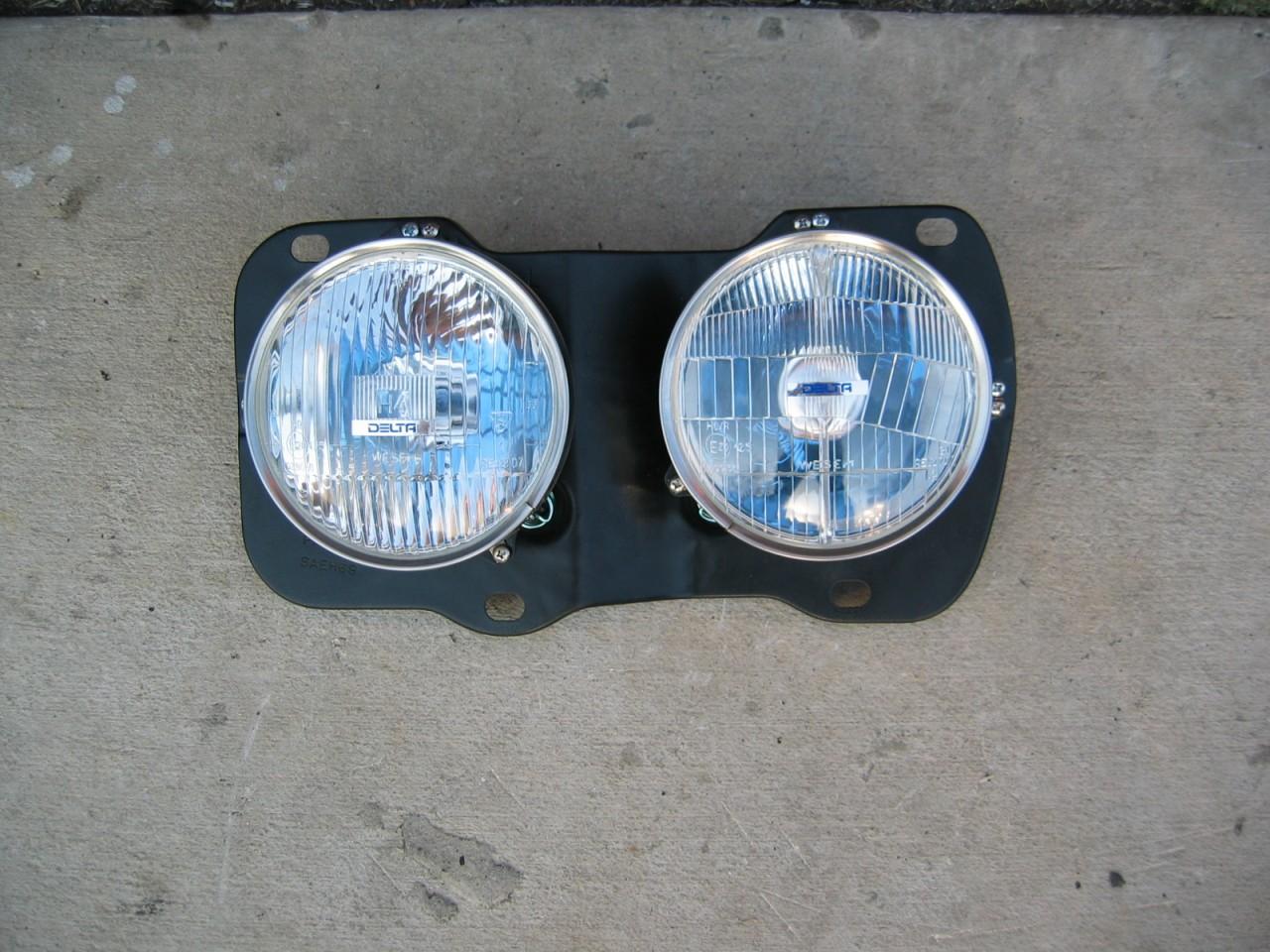 San Antonio BMW >> BMW headlights - 1967 firebird???