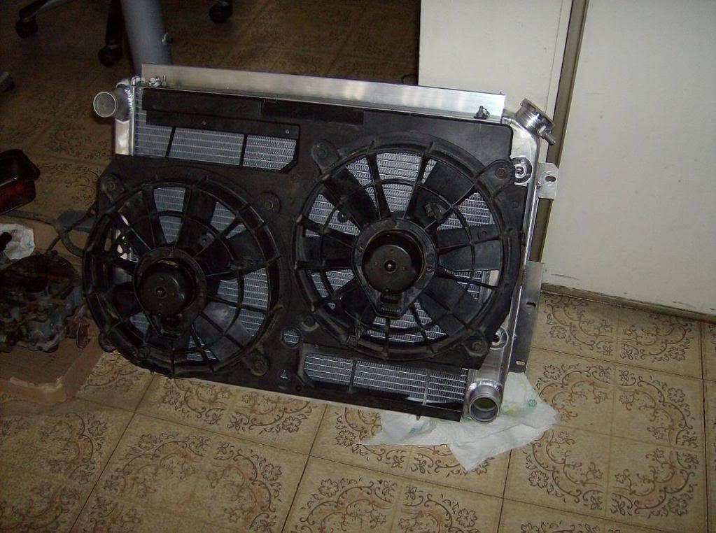 Installing Electric Fan Need Help