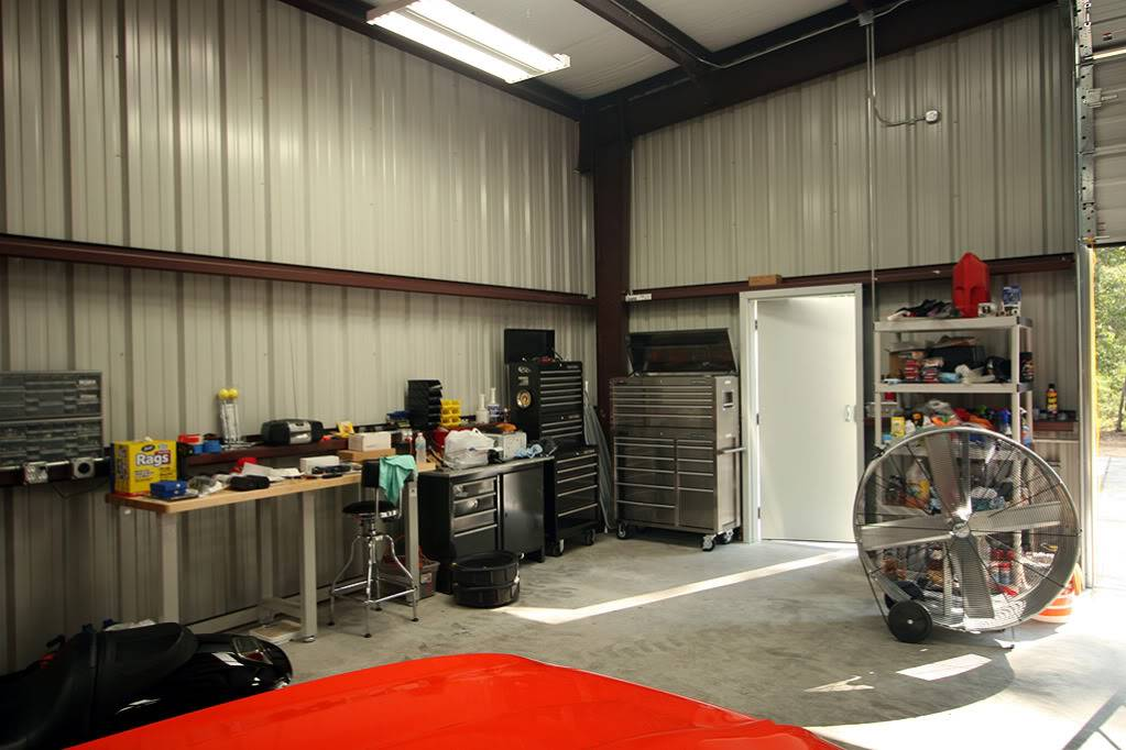 Post Your Garage Amp Shop Pictures Page 5