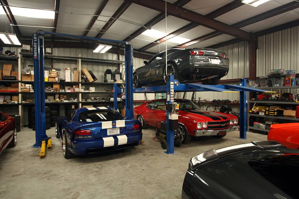 Post your Garage & Shop pictures! - Page 5