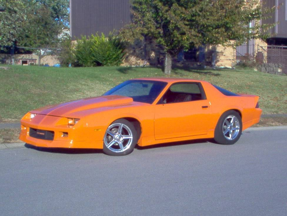 Pro Touring 3rd Gen Camaro >> Why are there not more 3rd gen camaros representing? - Page 10