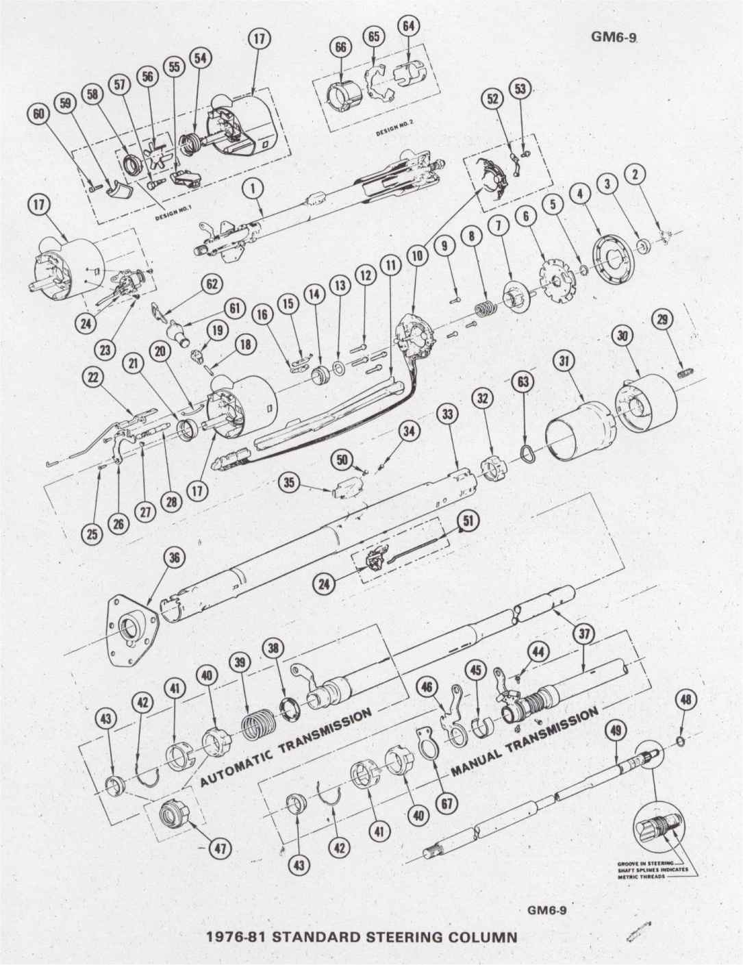 Wish I Knew Someone To Fix A Steering Column Archive 1983 Camaro Ignition Wiring Diagram