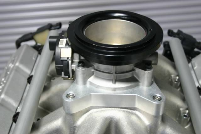 Mast Motorsports Carb Style Intake Throttle Body Adapter