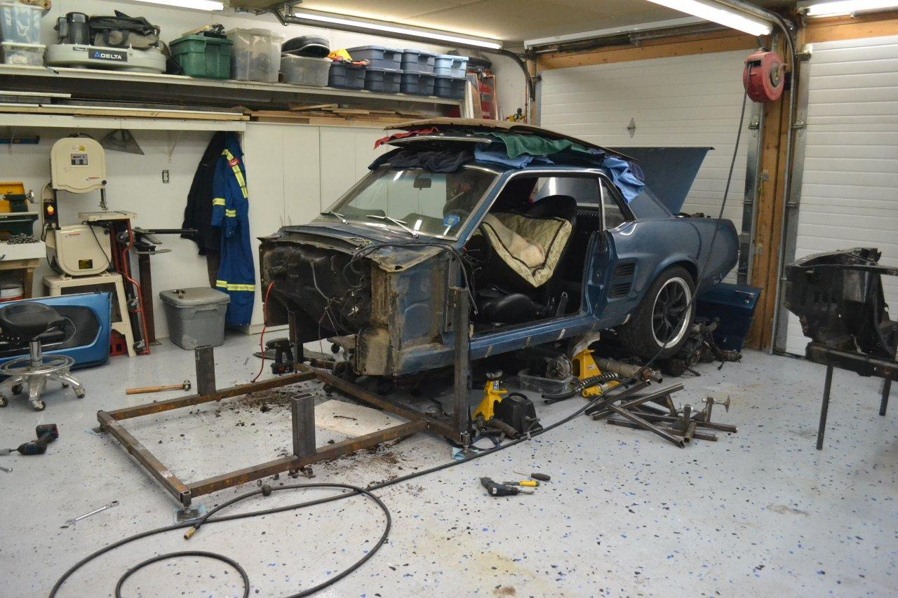 1967 mustang coupe project code blue page 17