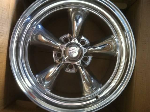 Chevy torq thrust rims 17x11,17x8
