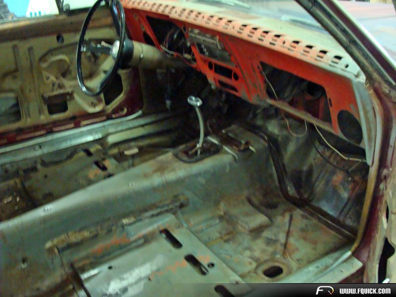 1967 Camaro RS Project car Solid Arkansas Car solid rockers trunk