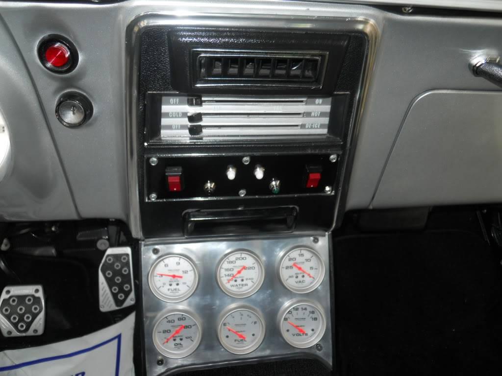 Infinity Camaro LS3 Project