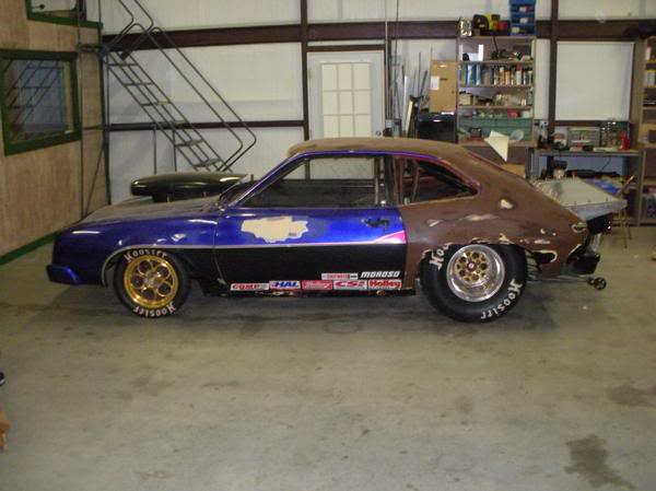 Project X Treme Bean 78 Ford Pinto Squire Wagon