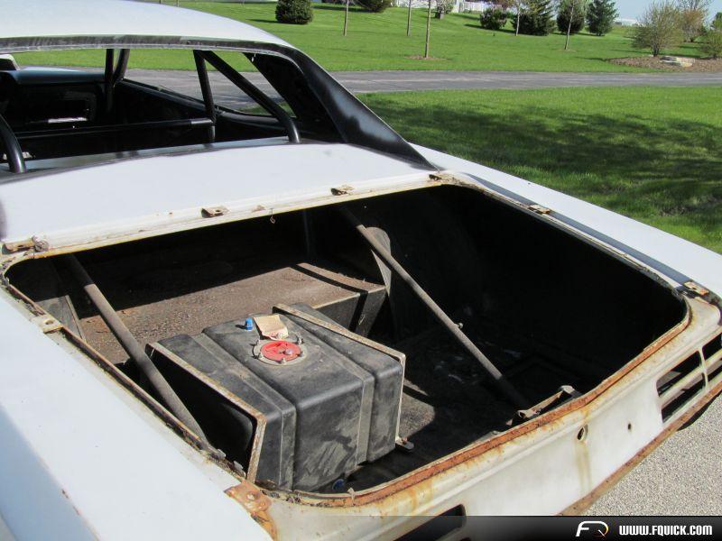 1967 Pontiac GTO VFN Fiberglass Strange Axle 4 wheel