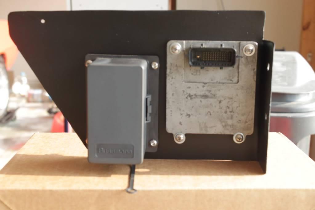 Ls3 Ecm Install In  U0026 39 69 Camaro