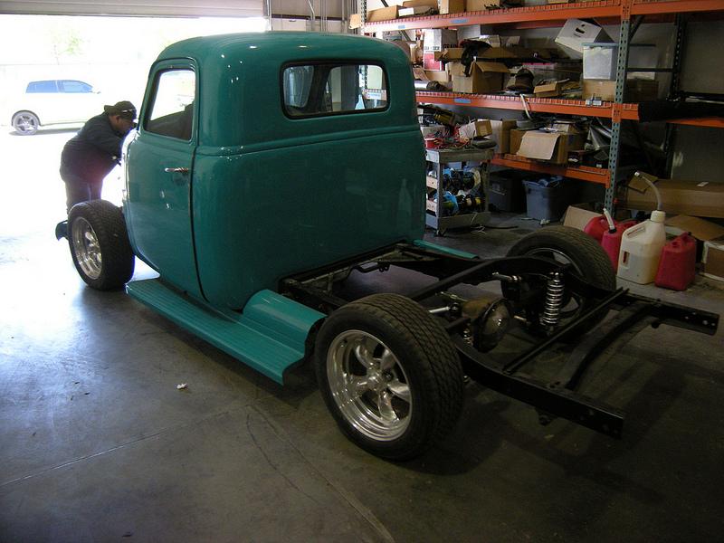 Post-Build Thread — Schwartz Performance 1949 Chevy Truck w/ G