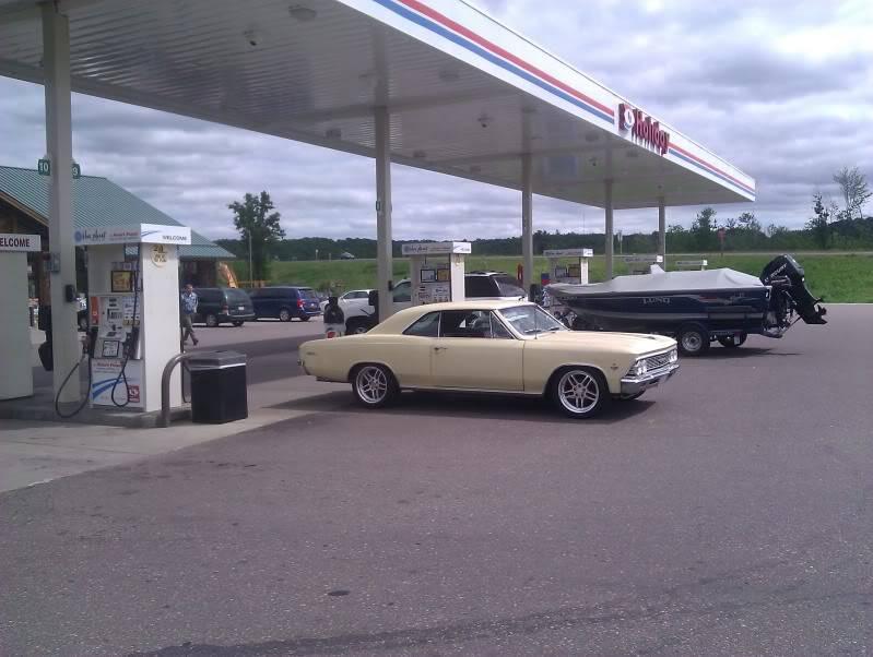 66 Chevelle Malibu LS Turbo Pro-Touring