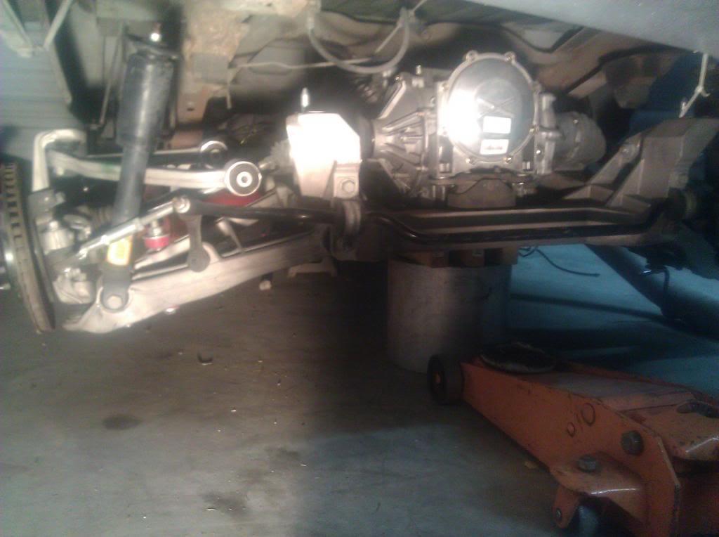 c5 corvette rear suspension swap questions