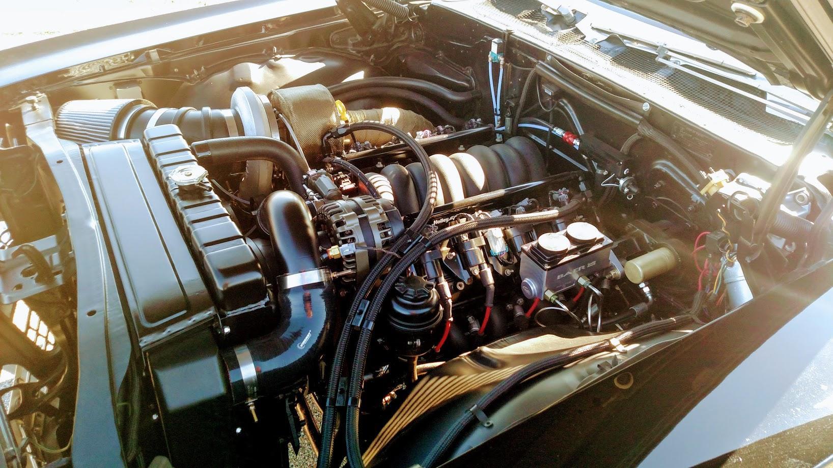68 Impala FastBlack Slo-Touring