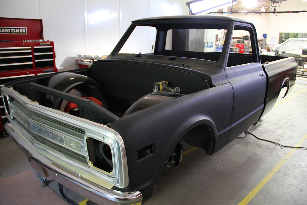 Roadster Shop Craftsman C 10 Muscle Truck Build Page 2