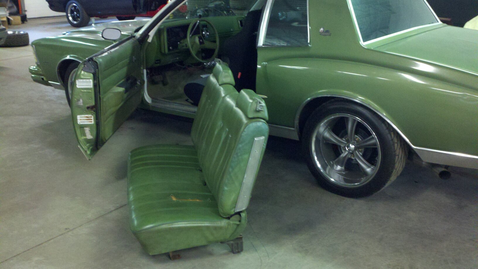 Our 1979 Monte Carlo Pro Touring Project Page 6