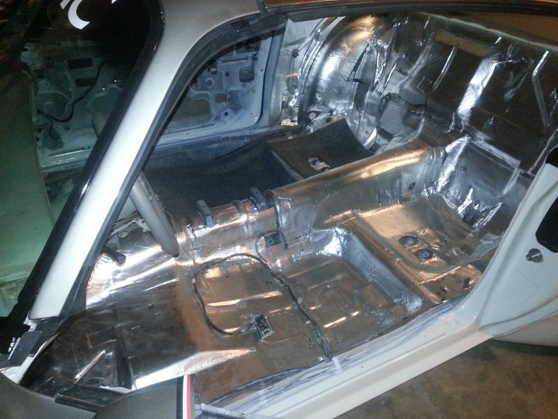 1980 Turbo Trans Am Indy Pace Car Install