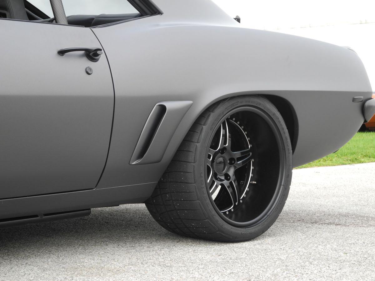 Greg Cullum S 69 Camaro On Forgeline Sp3p Wheels