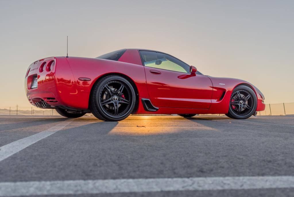 Corvette For Sale Near Me >> 2001 Corvette Z06 - trade for old muscle car
