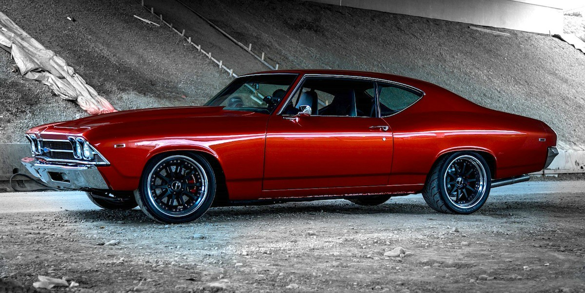 Pro Touring Chevelle Project