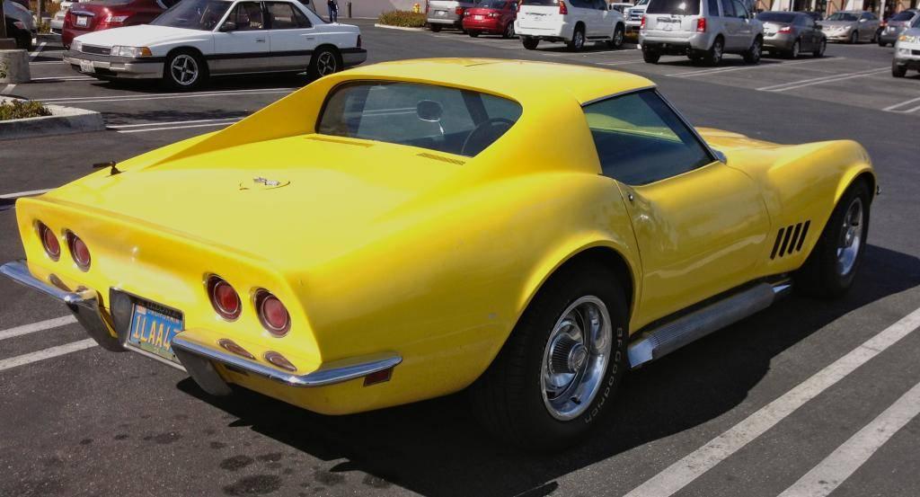 Ciro Racing C3-R - 1968 Corvette for Street/Autocross