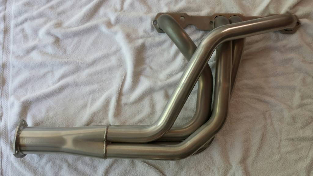 Hooker 2131-1HKR Headers for Camaro/Nova