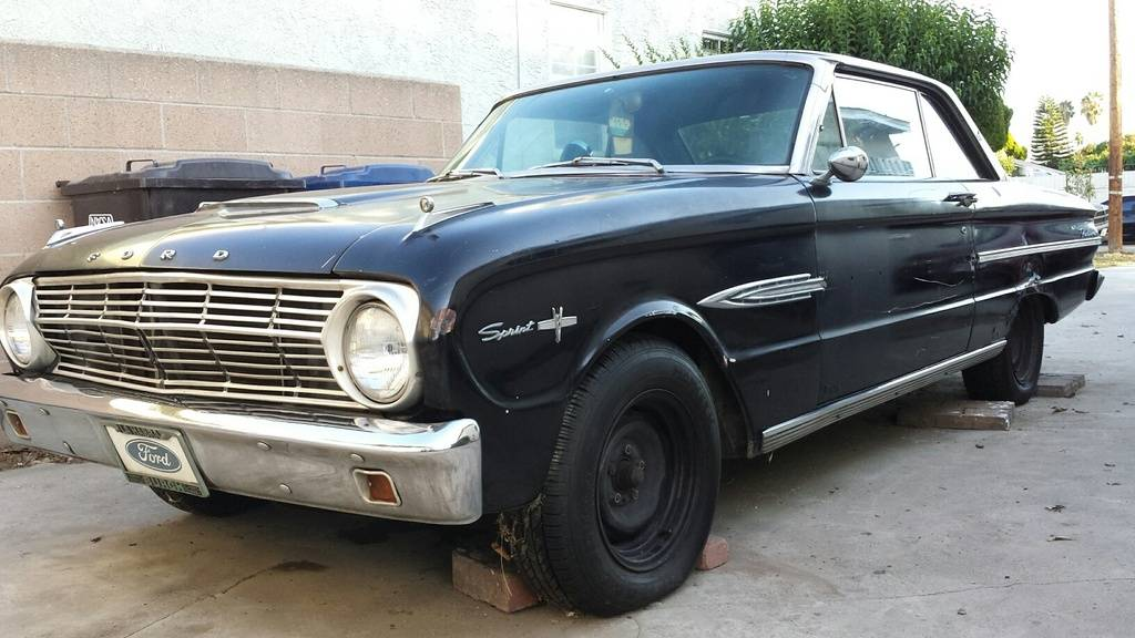 Ford Falcon Power Steering Conversion