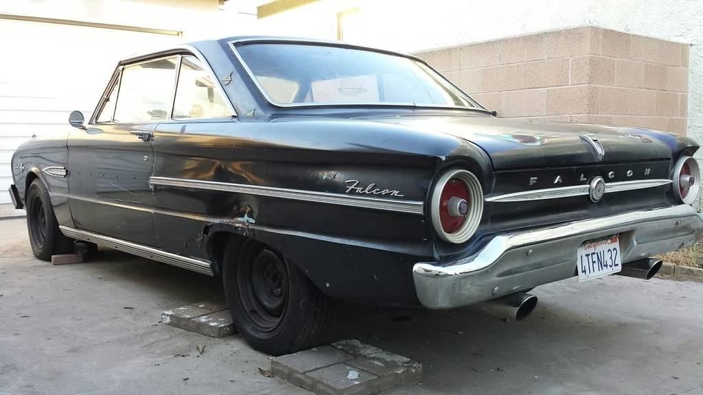1963 Ford Falcon Build - RestoMod