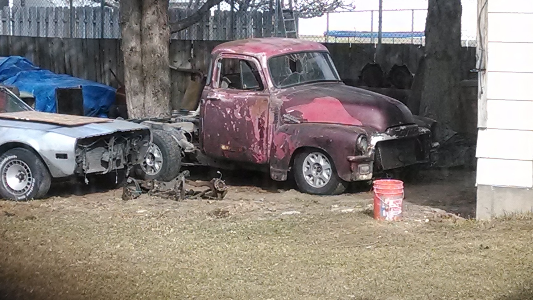New guy here, 1951 Chevy 3100 questions
