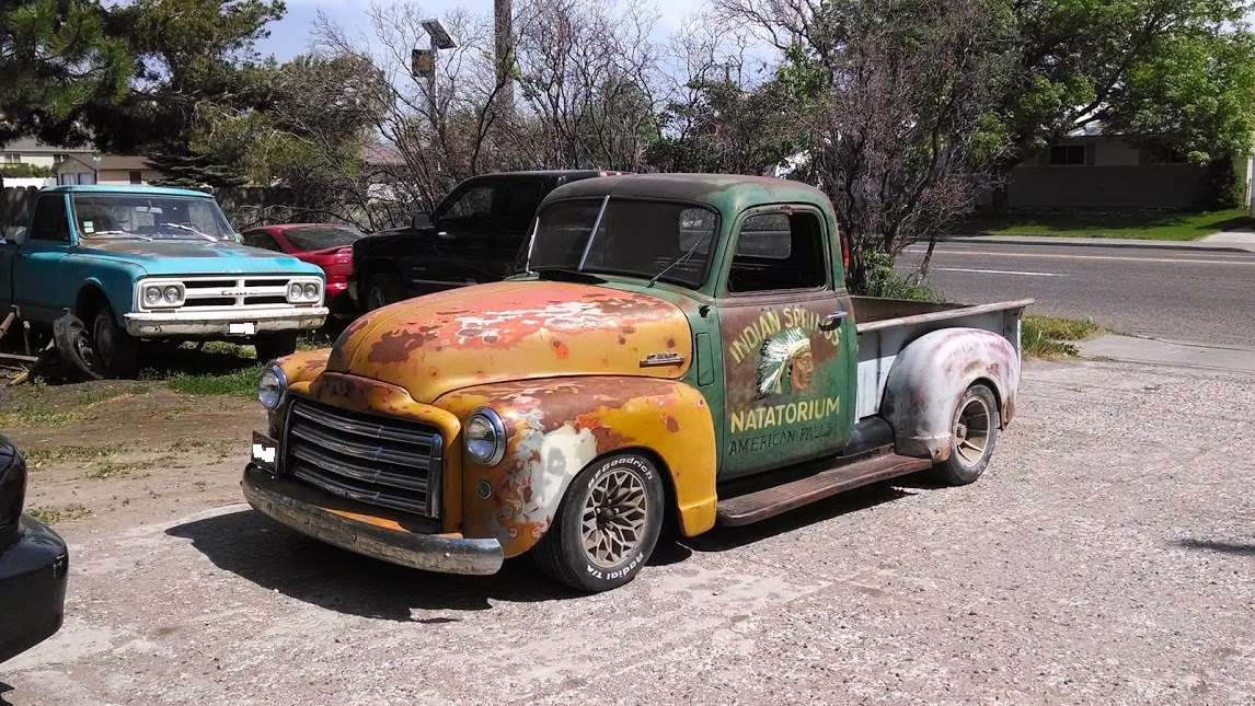 New Guy Here 1951 Chevy 3100 Questions