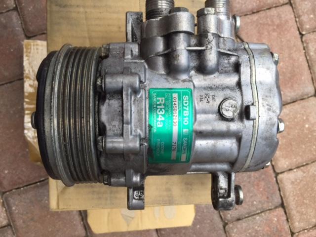 F/S: Sanden SD7B10 A/C Compressor