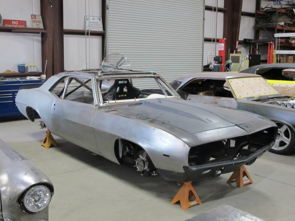 1969 camaro pro touring pro project for sale. Black Bedroom Furniture Sets. Home Design Ideas