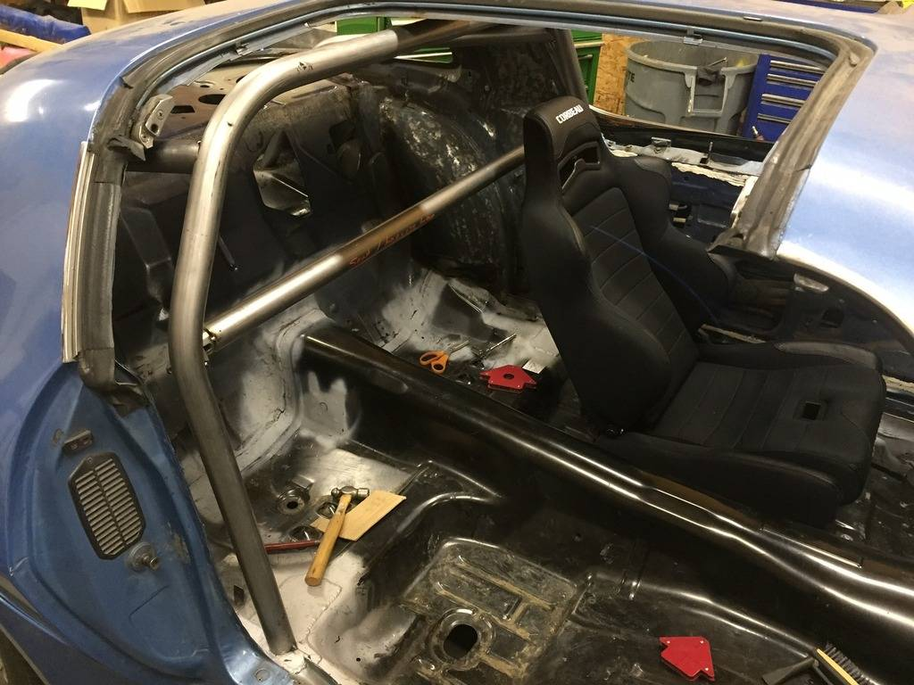Picture of: Roll Cage Door Bar Compromise