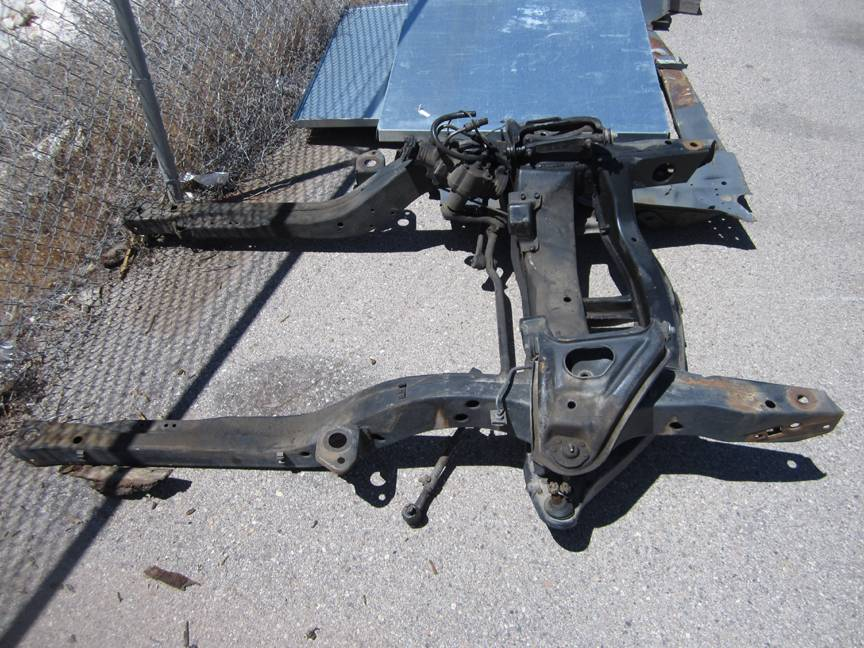 1st And 2nd Gen Camaro Firebird Subframes For Sale