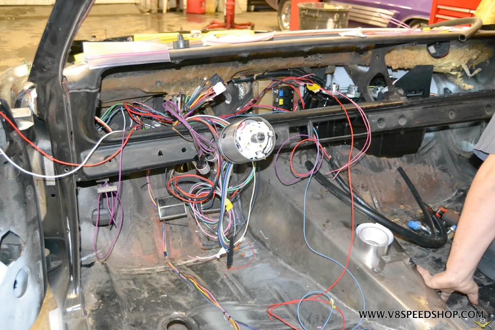 1965 Chevrolet Impala SS Restoration 6 0 LS, 6-Speed