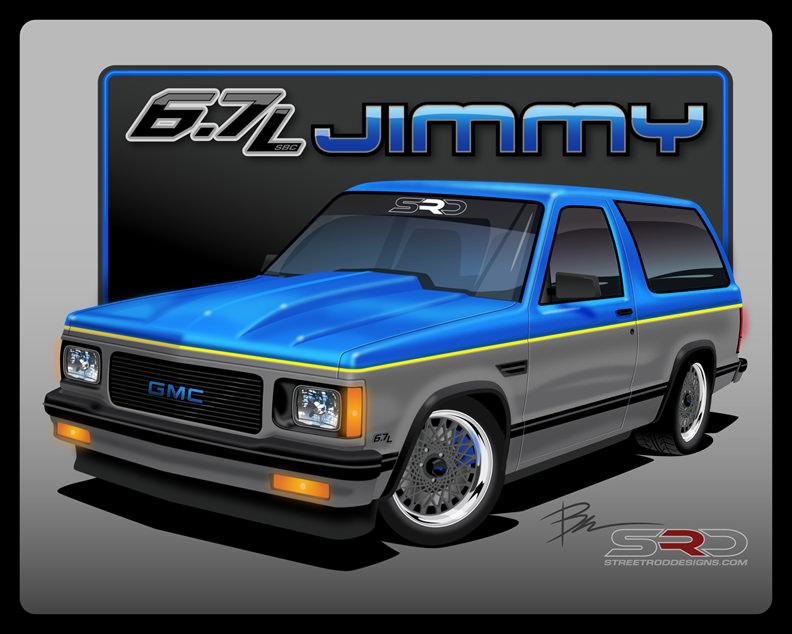 Jimbo the Pro-Touring S10 Blazer