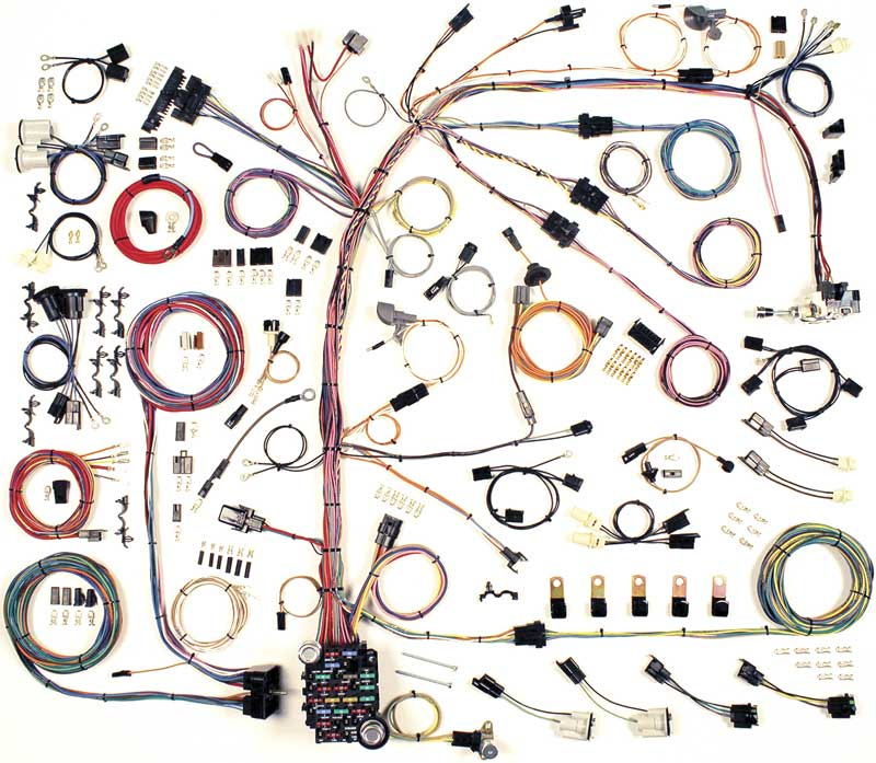 BLACK FRIDAY NOW! AAW Clic Update Wiring Harness Kits on