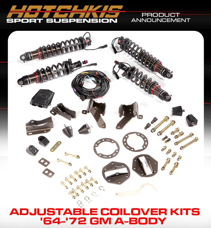 Gm A Body Suspension Kits